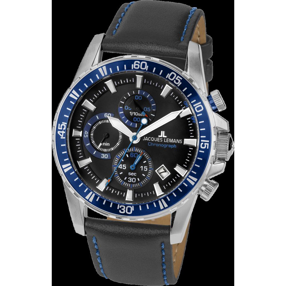 Herrenchronograph - Sondermodell Jacques Lemans