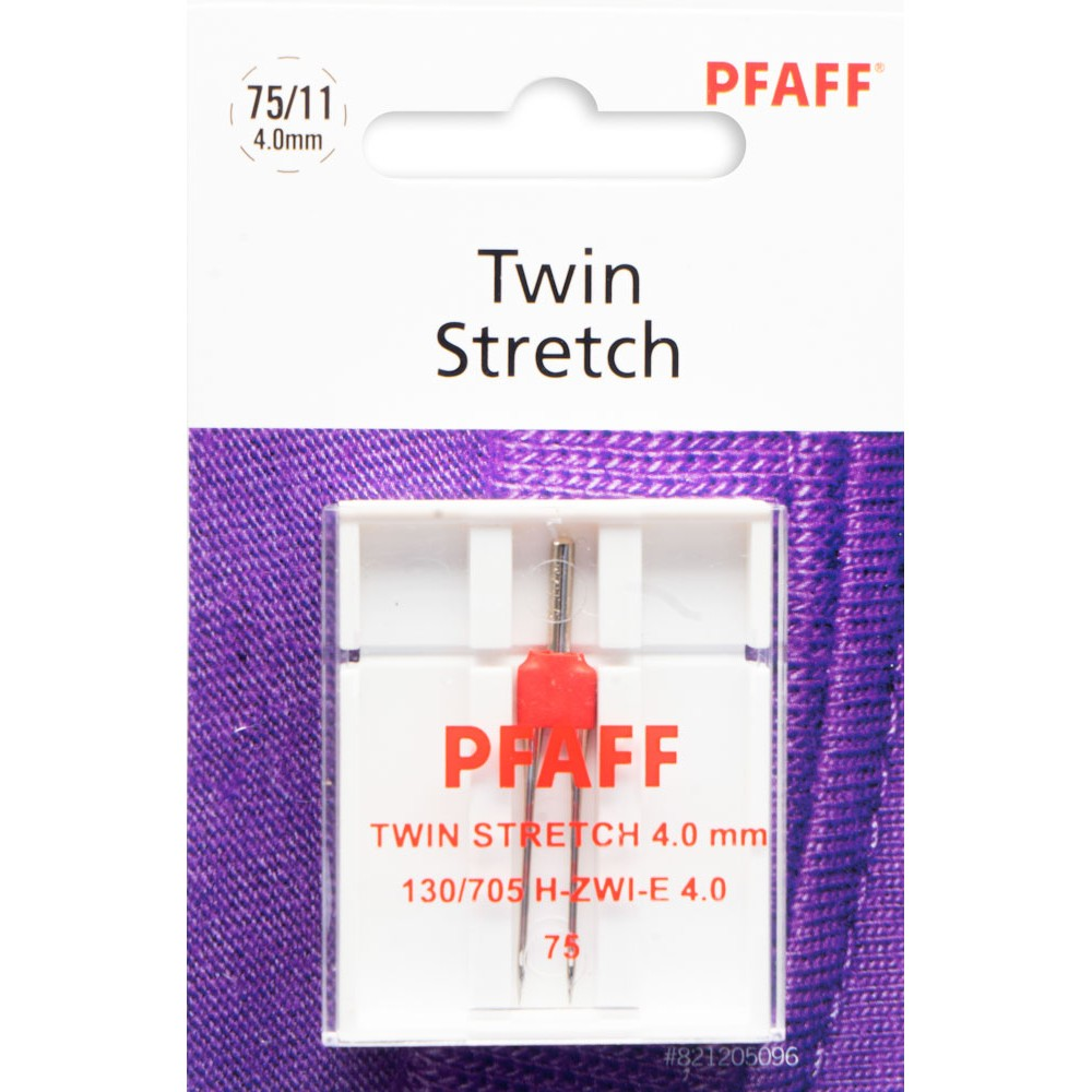 Pfaff Zwillingsnadel Stretch 4,0 mm Stärke 75