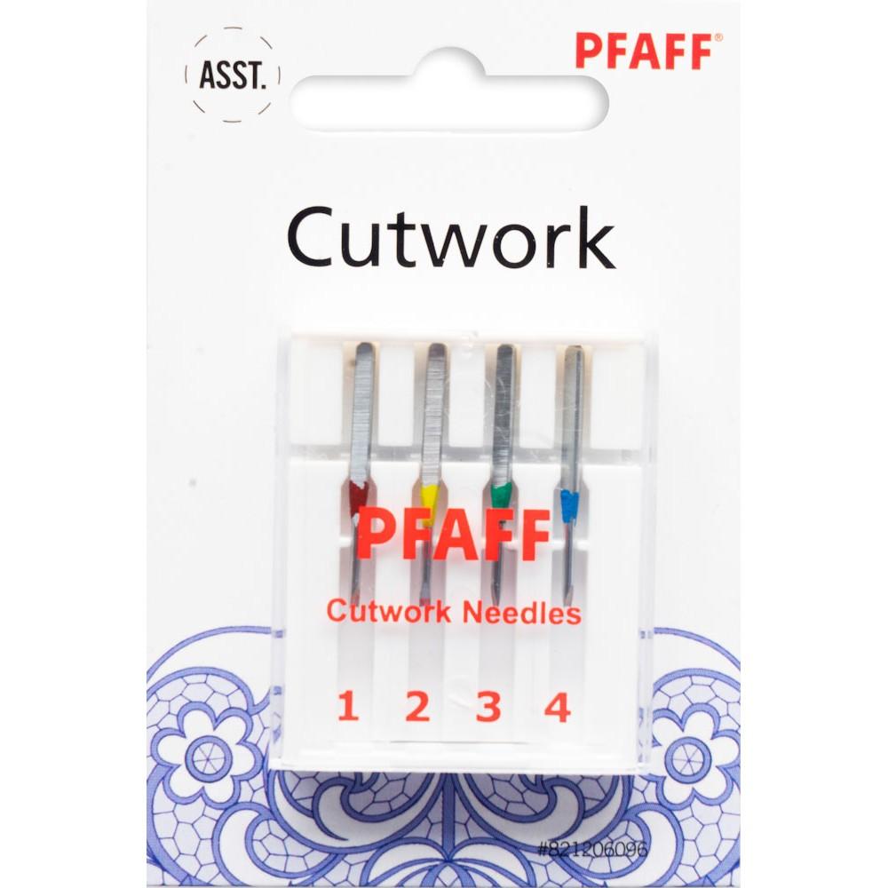 Pfaff Cutwork Nadelset