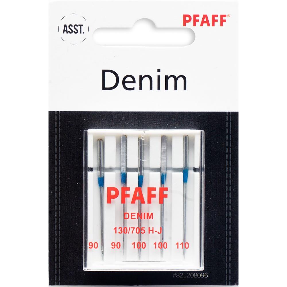 PFAFF Jeansnadeln Stärke 90, 100, 110