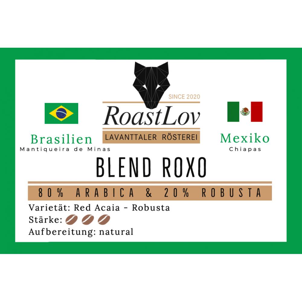 Kaffee Blend Roxo 125g