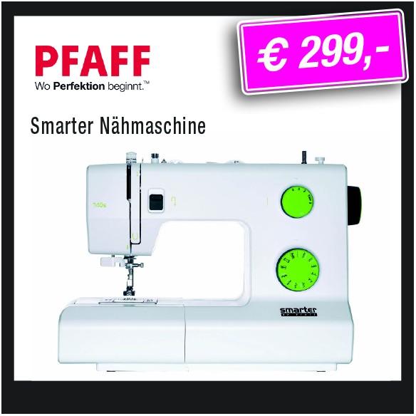 Pfaff Nähmaschine Smarter 140